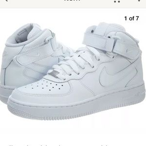 Nike Air Force 1 Mid Youth Sneakers